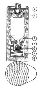 Poussoir hydrauliques