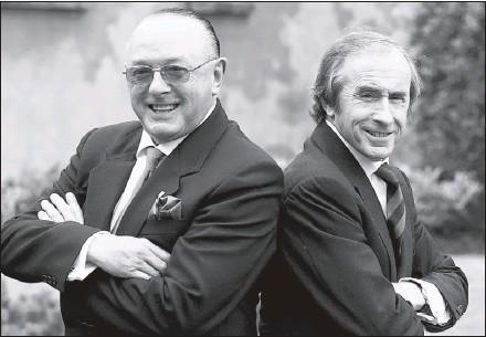 Jimmy & Jacky Stewart