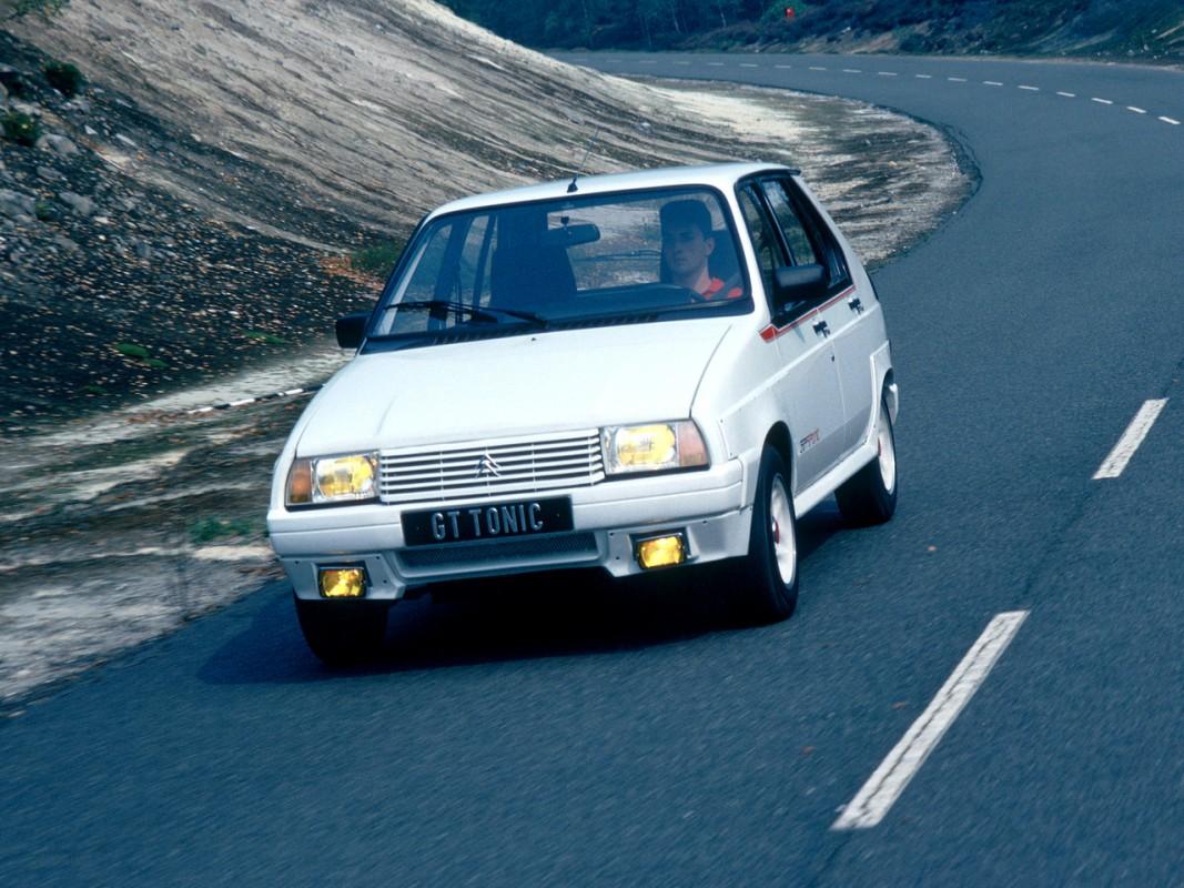 Citroën Visa GT Tonic