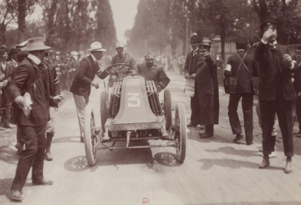 L'arrivée de Louis Renault