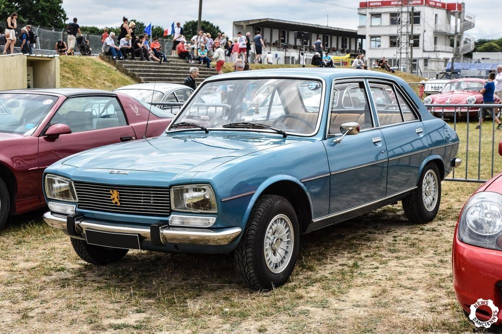 Peugeot 504 Berline