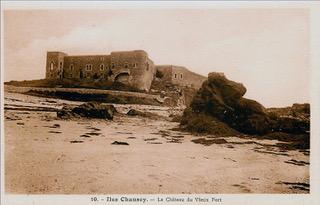 Le chateau de chaussey