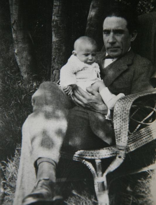 louis_renault et son fils