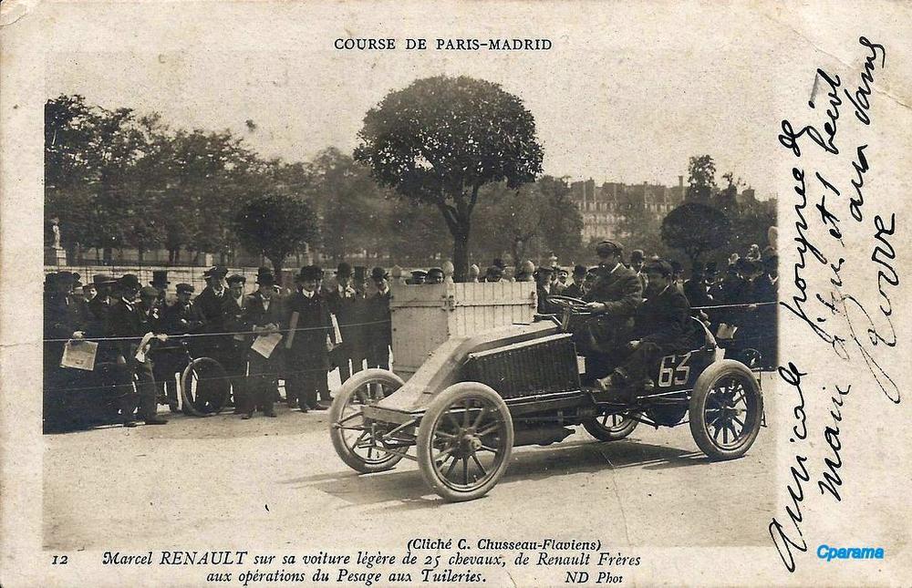 Marcel Renault Paris