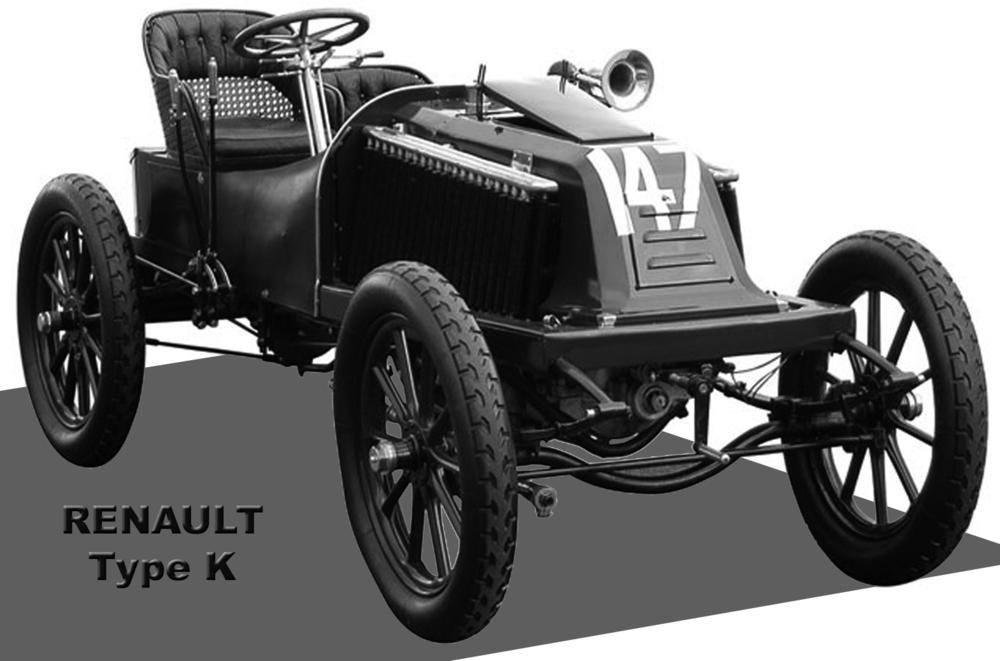 Renault type K