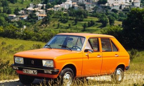 La Peugeot 104, plus novatrice qu'il n'y paraît
