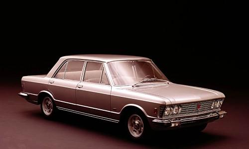 Fiat 130 Limousine