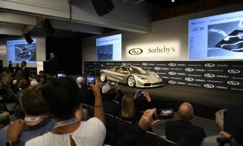 #MarketMood: le point sur les enchères de la Monterey Car Week