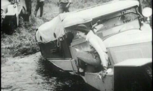 Franchissement de rivière