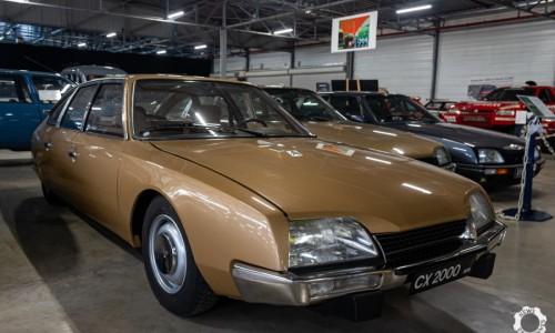 La Citroën CX, pas facile de remplacer une légende !
