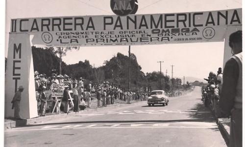 Coup d'oeil dans le rétro #25 - La Carrera Panamericana, une course de légende