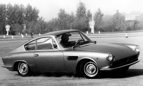 L'ASA 1000 GT, quand Ferrari sentit le coup venir