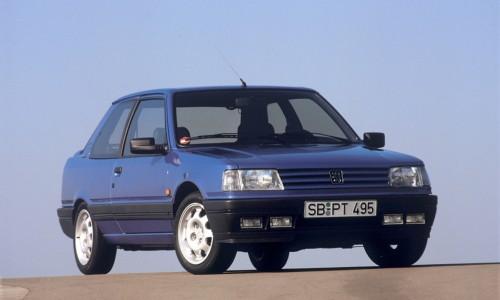 """Peugeot 309, un """"hors série"""" à succès"""