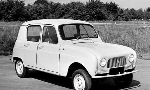 La Renault 3, descente en gamme ratée