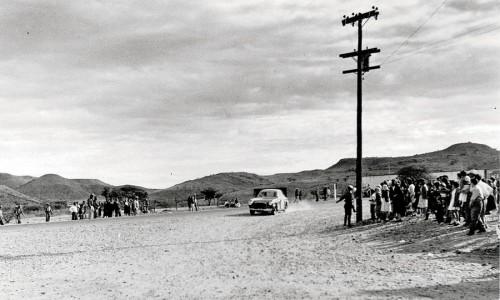 La Carrera Panamericana 1951, les Ferrari entrent dans la course !