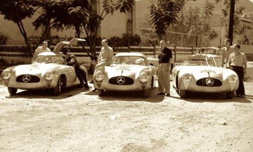 1952 ou comment Mercedes entre dans la lumière du soleil mexicain
