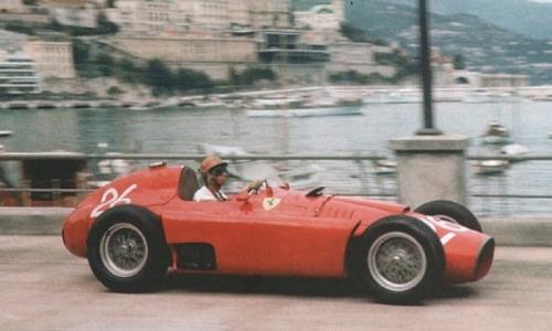 Peter Collins : Des brumes anglaises à Maranello, parcours tragique d'un gentleman driver.
