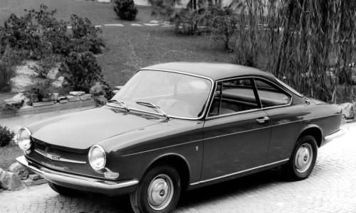 """Les Simca 1000 Coupé et 1200 S """"Coupés Bertone"""" et mécanique française"""