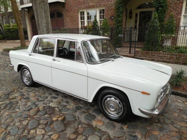 Lancia Fulvia Berlina