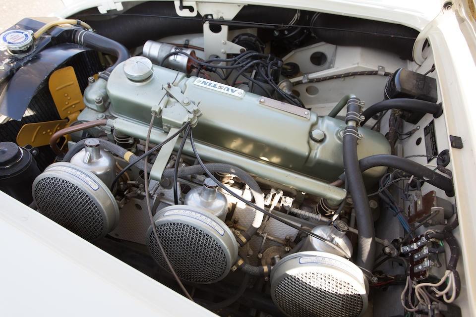 Austin Healey 3000 -  Mk II BT7