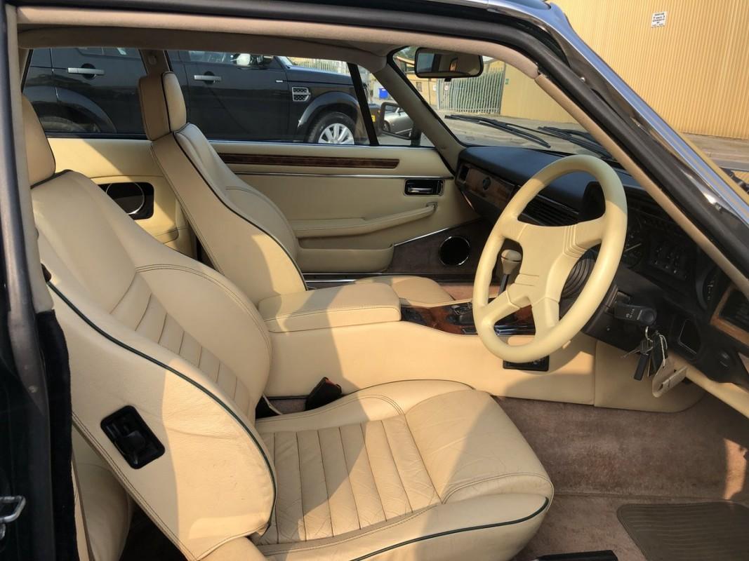 Jaguar XJR-S -  Coupe