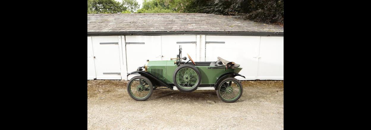 Peugeot Type 172 -  Quadrilette