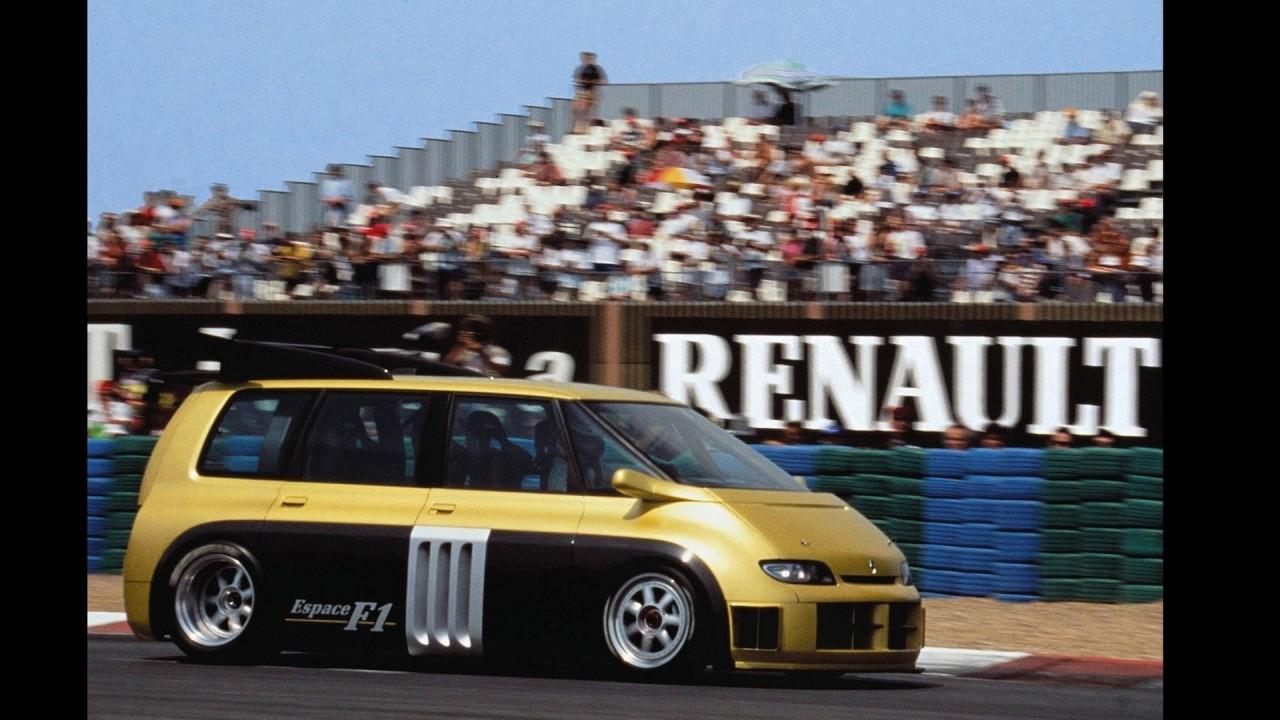 Renault Espace F1 -  Espace F1