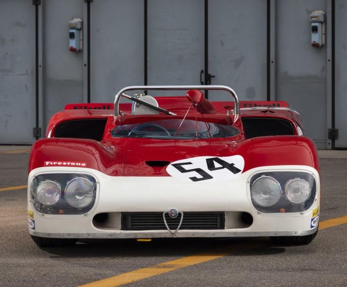 Alfa Romeo Tipo 33/3 -  '71