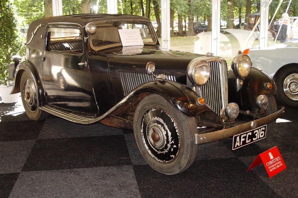 Jaguar SS 2