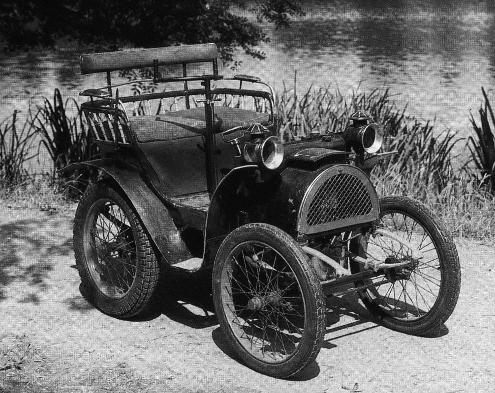 Voiturette Renault 1898