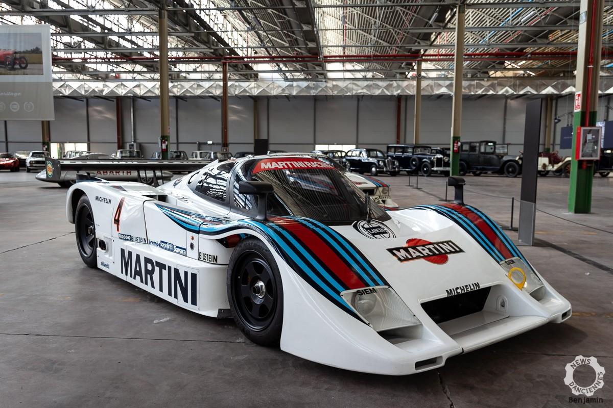 Lancia, Mercedes-Sauber, Jaguar, ils ont voulu battre Porsche en Groupe C