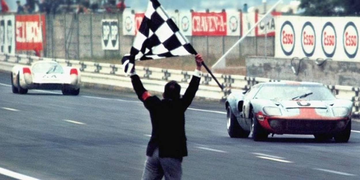 Victoire Le Mans 1969