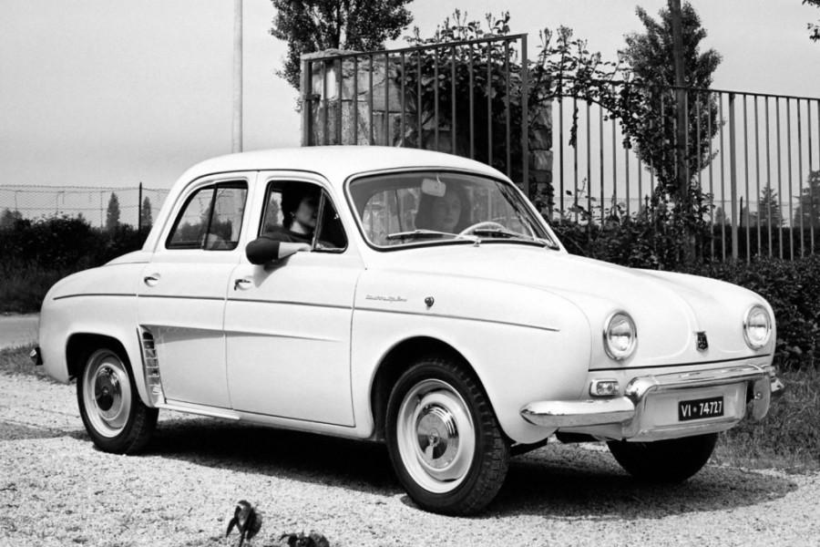Alfa Romeo Dauphine