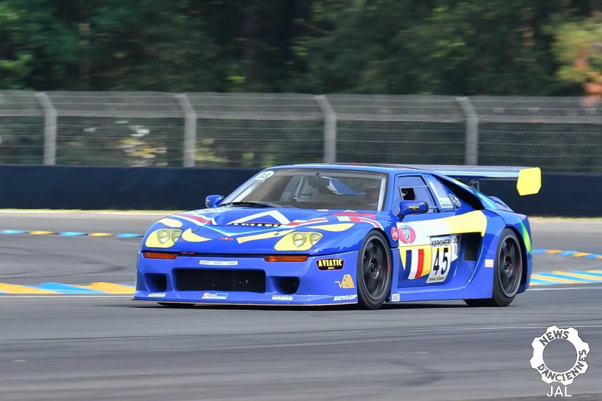 Venturi 600 LM des 24h du Mans 1995