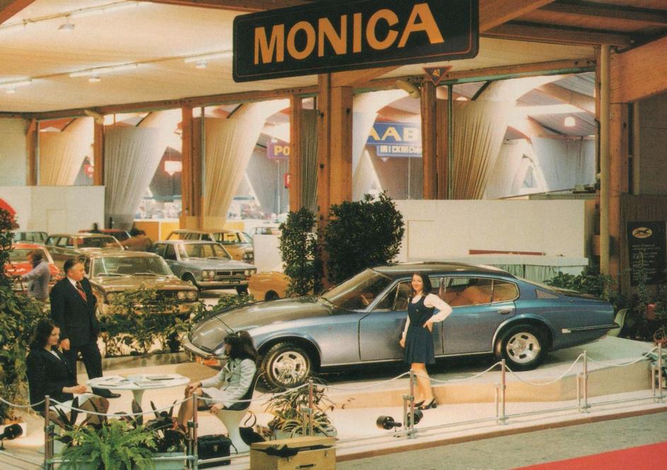 Salon de l'auto Monica