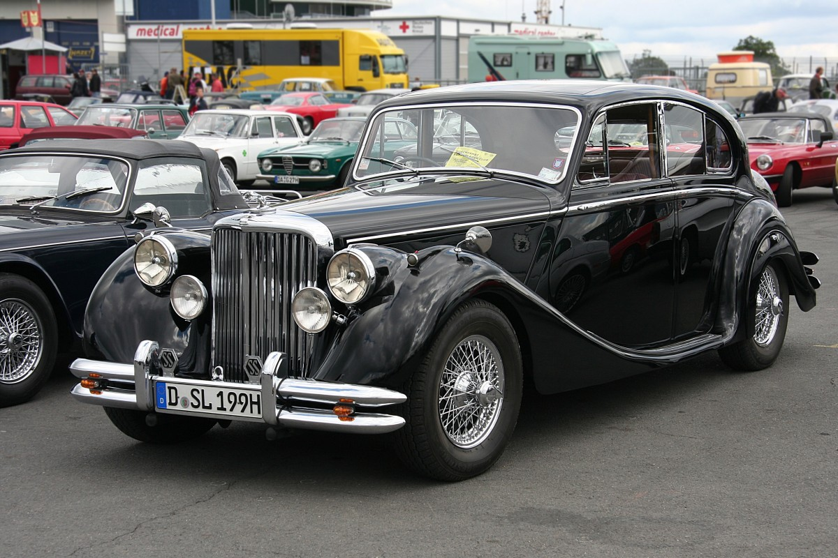 Jaguar  Mark V