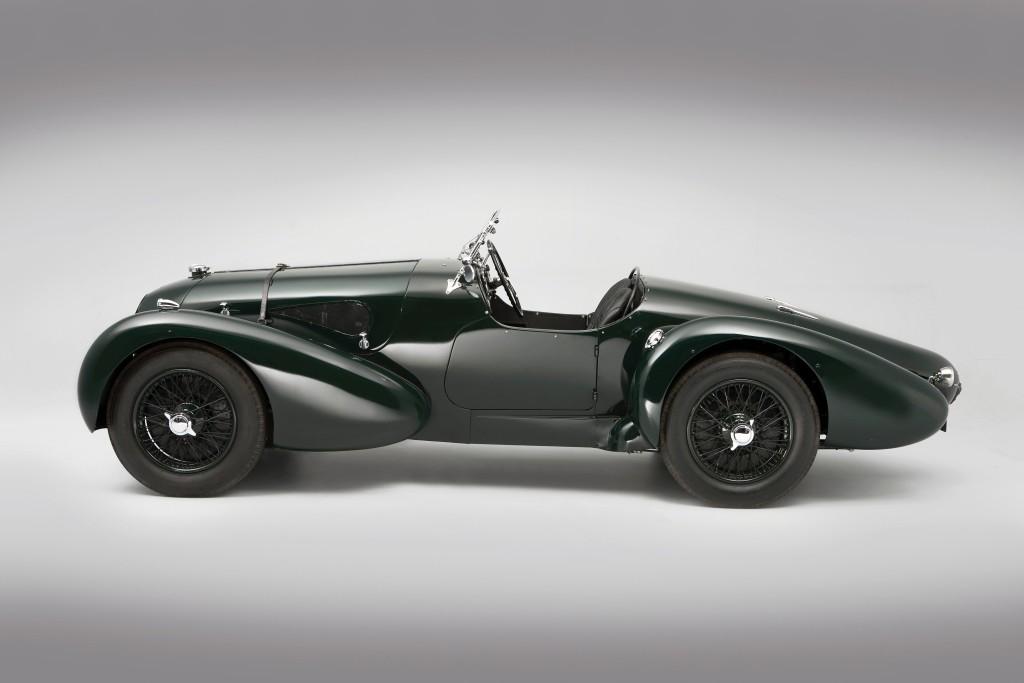 Aston Martin 2 Litres Speed Model