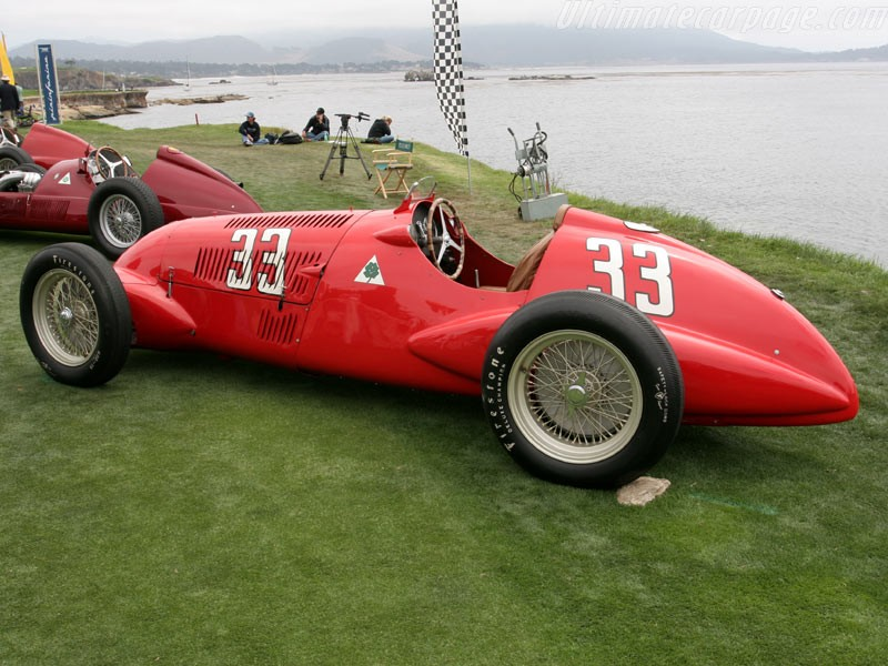 Alfa Romeo Tipo 308 (8C-308)
