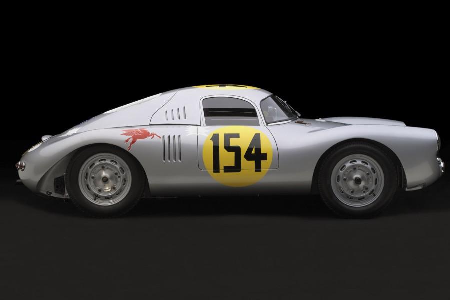 Porsche 550 -  Coupe