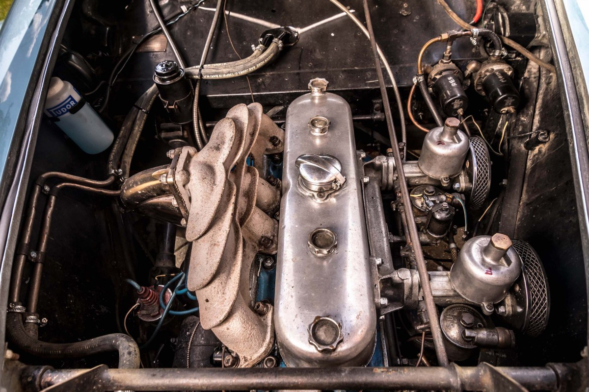 Aston Martin DB1 -  2 Litres Sports