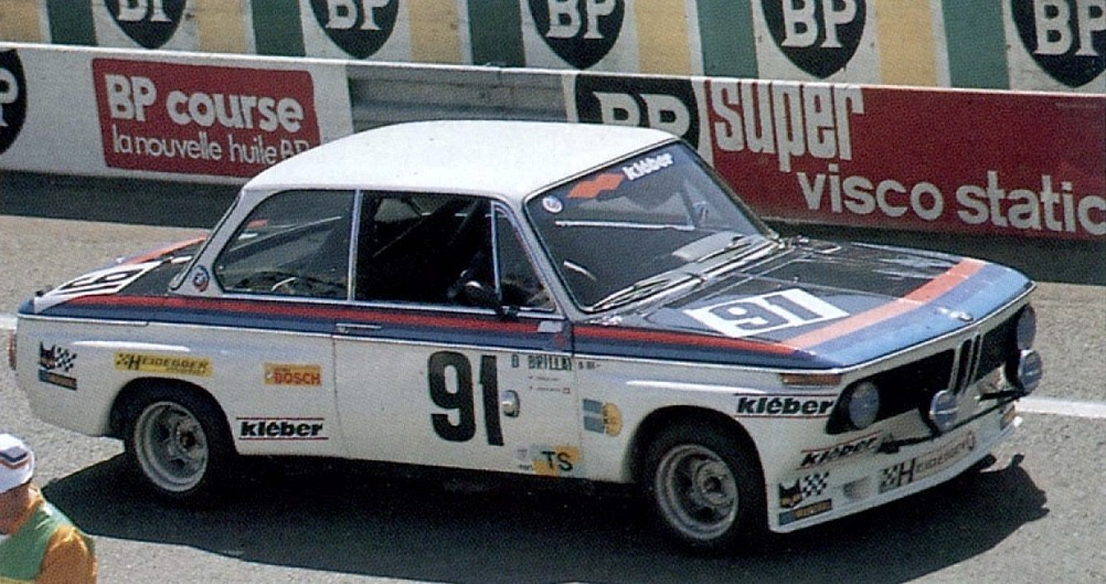 "BMW 2002 -  Group 2 ""Heidegger"""
