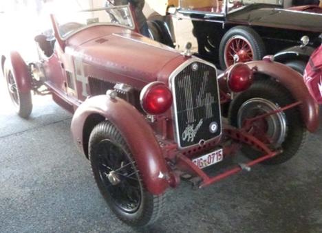 Alfa Romeo 6C 1900 -  Gran Turismo