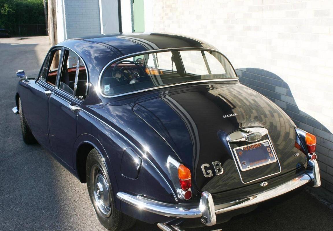 Jaguar 340 -  3.4
