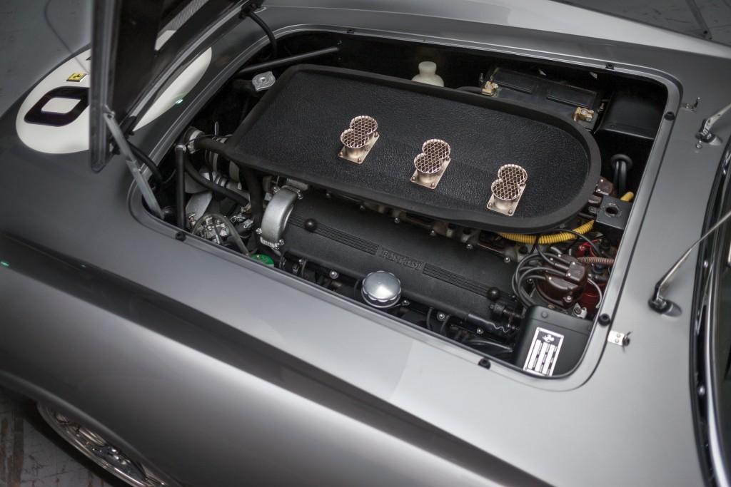 Ferrari 250 GT California  -  LWB Competizione