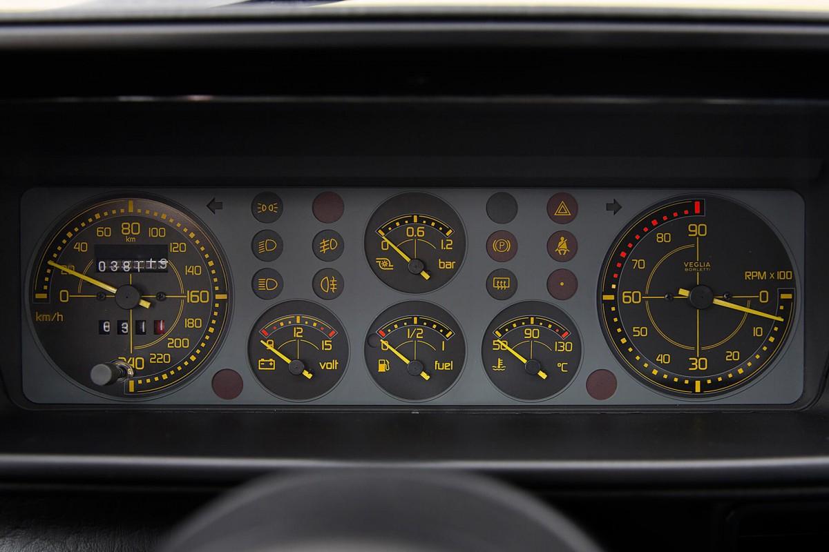 Lancia Delta HF -  Integrale 16V Evoluzione Stradale