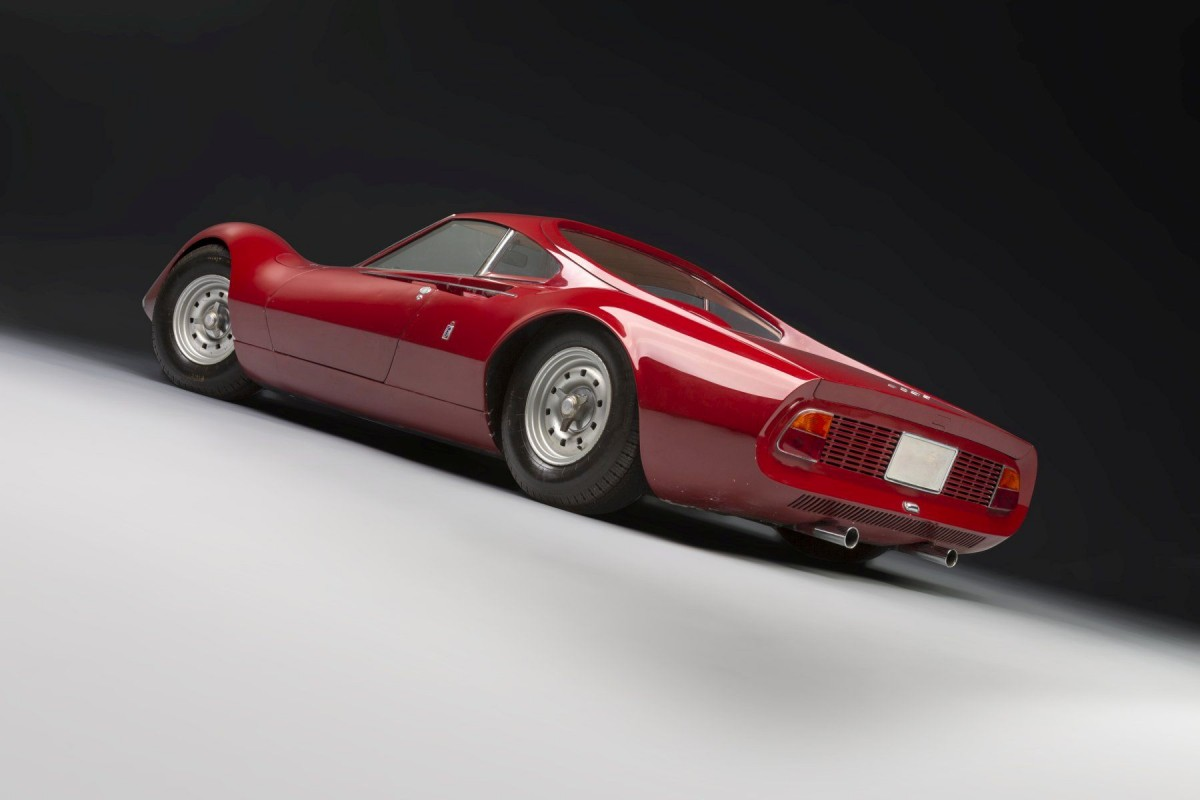 Ferrari Dino 206 P