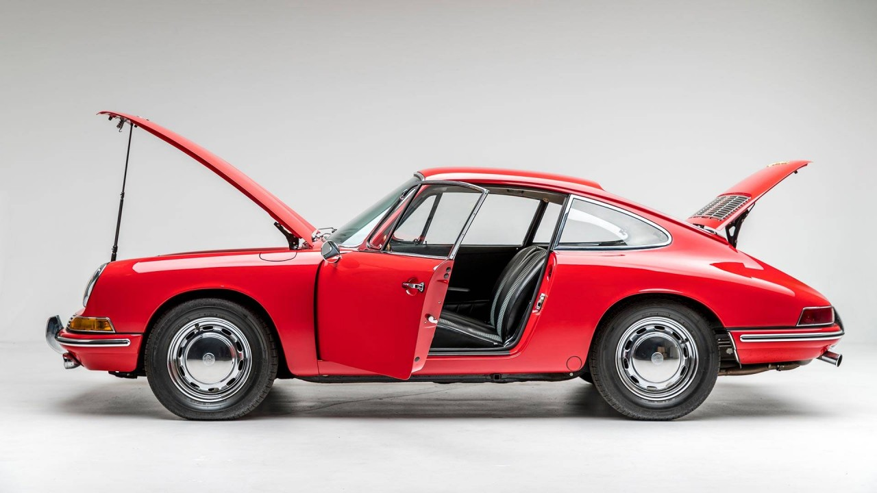Porsche 901