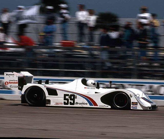 Porsche 966  -  Gunnar