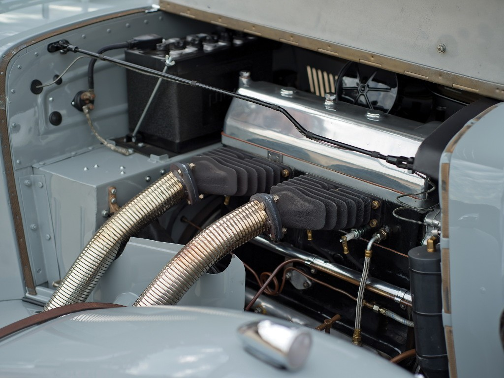 Aston Martin 15/98  -  Abbey Sports 2/4 Seater