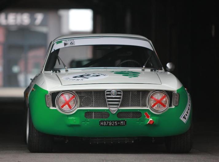 Alfa Romeo Giulia Sprint GTA -  1300 Junior